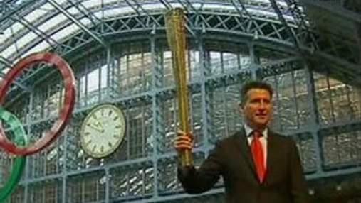 Факел ХХХ Олимпиады - самый легкий в истории движения