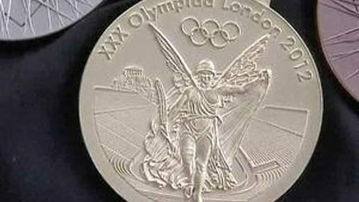 Медали лондонской Олимпиады будут самыми тяжелыми в истории