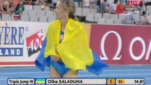 Ольга Саладуха может возглавить общий зачет сезона