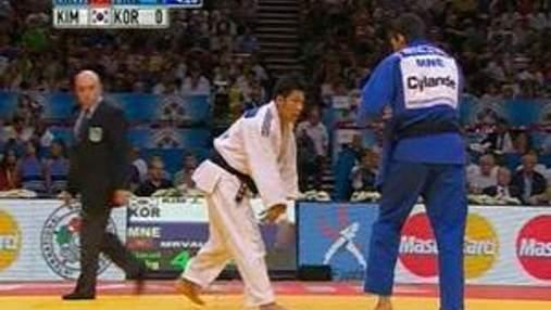 Дзюдо: Медаль Зантарая остается единственной для сборной Украины