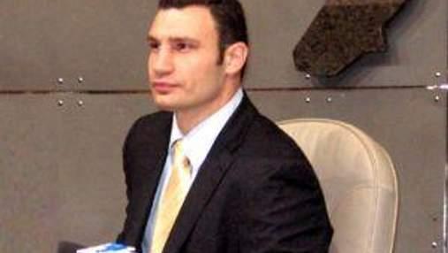 Віталій Кличко: Моя мета — довести в черговий раз, що я по-праву володію своїм титулом
