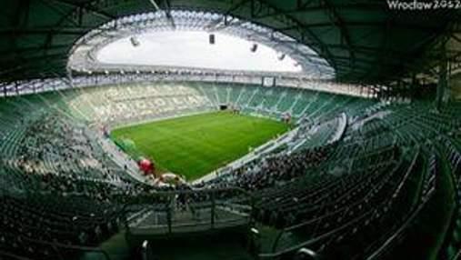 У Польщі відкрили стадіон для Кличка та Адамека