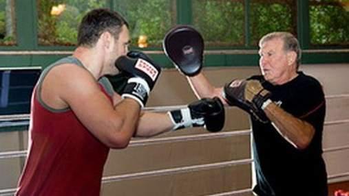 Для боя против Адамека Кличко сбросил вес