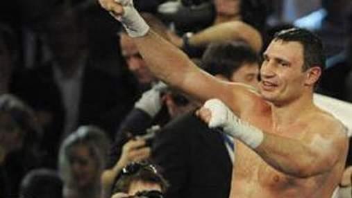 Віталій Кличко назвав ім'я свого майбутнього суперника