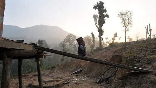 В Непале нашли самого маленького в мире человека