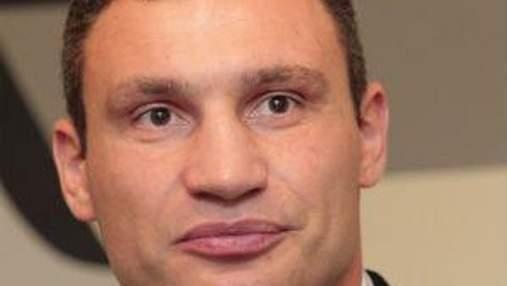 Віталій Кличко: Підборіддя у Мормека міцне
