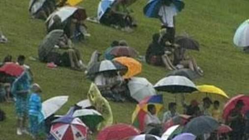 Синоптики прогнозують зливи на Гран-прі Формули-1 в Малайзії