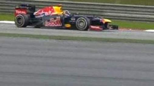Феттелю дістанеться від Red Bull за ігнорування вказівки
