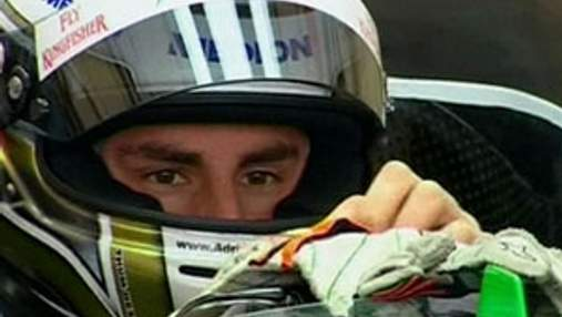 Адріан Зутіл сподівається потрапити у команду Sauber