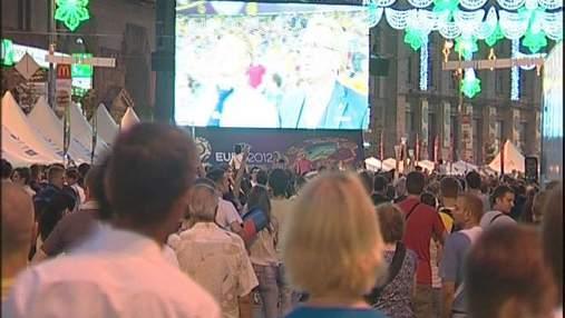 На фінал ЄВРО-2012 продали усі квитки