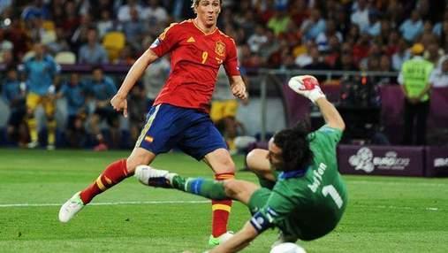 Чемпионом ЕВРО-2012 стала сборная Испании