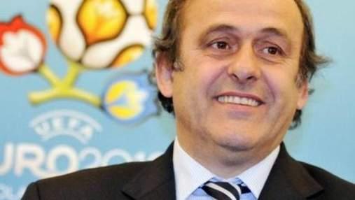 Платини: ЕВРО-2012 прошел с большим успехом
