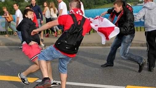 Чотирьох росіян, затриманих у Польщі під час ЄВРО, відпустили
