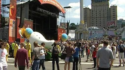 Главная польза от ЕВРО-2012 для Украины — создание имиджа