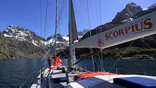 В Бермудском треугольнике потерялась российская яхта