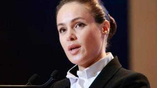 """Тройка лидеров """"Украина - вперед"""": Королевская, Шевченко, Ступка"""
