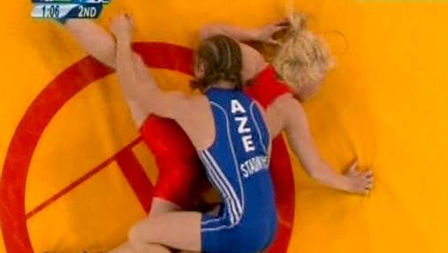 "Ирина Мерлени потеряла шанс побороться за ""золото"" на Олимпиаде в Лондоне"