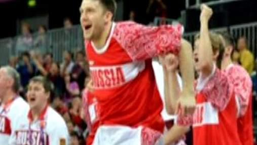 Сборная России по баскетболу - первый полуфиналист мужского турнира на Олимпиаде
