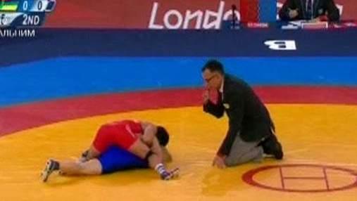 Ирина Мерлени осталась без бронзовой медали