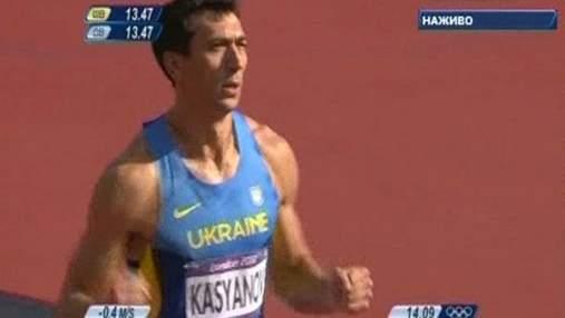 Алексей Касьянов продолжает борьбу за медаль в десятиборье