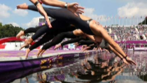 Украинка Ольга Береснева показала седьмой результат по плаванию