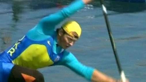 Юрий Чебан претендует на медаль в соревнованиях на каноэ