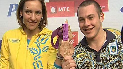 Саладуха и Радивилов вернулись в Украину с медалями