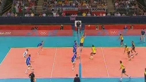Сборная Бразилии по волейболу третий раз подряд пробилась в финал