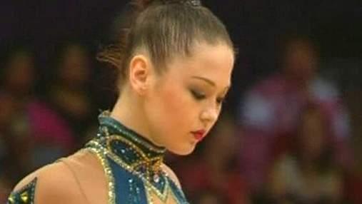 Аліна Максименко стала шостою у багатоборстві