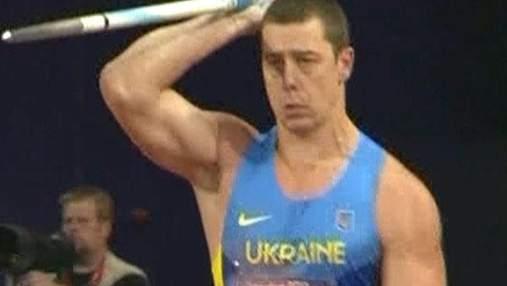 """Украинец Александр Пятница остановился за 7см от """"золота"""""""