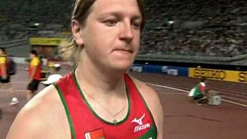 Белоруску Надежду Остапчук лишили золотой награды Олимпиады