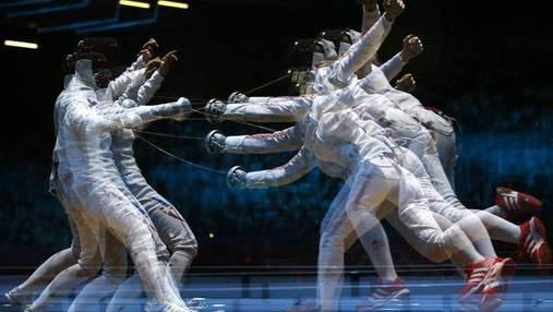 Движения Олимпиады-2012