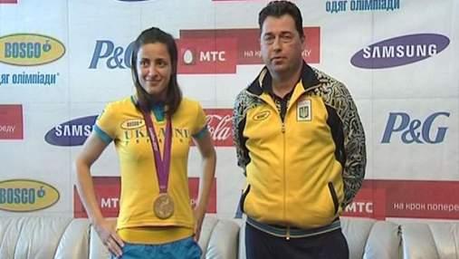 Яна Шемякина - лучшая украинская спортсменка июля