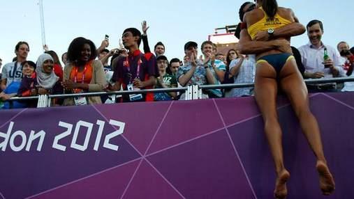 Лучшие моменты финальной недели Олимпиады-2012 (Фото)