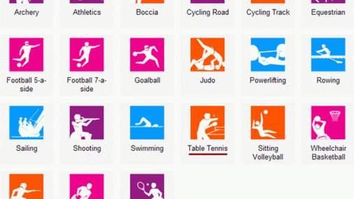 В Лондоне Украину представят 155 параолимпийцев