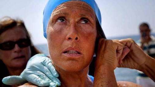 60-летняя американка снова пробует доплыть с Кубы в Америку