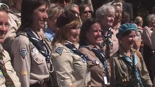 Во Львове пластуны со всего мира праздновали 100-летие Пласта