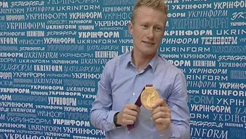 В Украину прибыл олимпийский чемпион Александр Винокуров