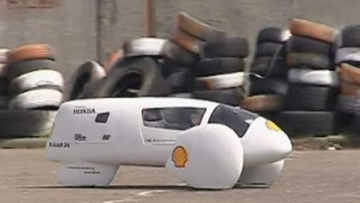 Студенты создали автомобиль, который не вредит окружающей среде