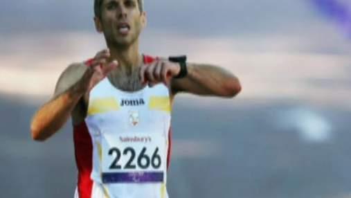 Паралимпиада: Альберто Лассо пробежал марафон с новым мировым рекордом