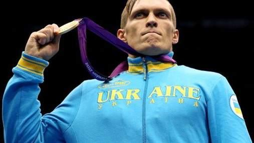 Усик стал лучшим боксером мира 2012 года