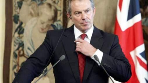 Тони Блэр: Будущее Украины - в Евросоюзе
