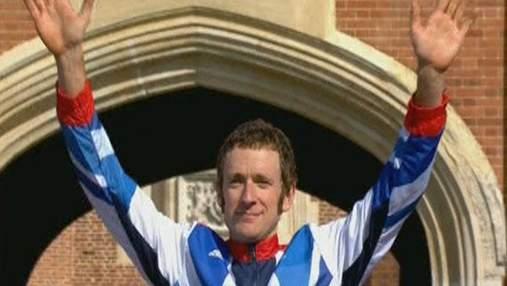 Бредлі Віггінс - найкращий велогонщик 2012 року