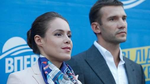 Королевская: Андрей Шевченко и Остап Ступка останутся в политике