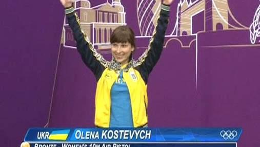 НОК второй раз за год признал Елену Костевич спортсменкой месяца