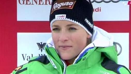 Гірськолижниця Лара Гут здобула третю перемогу у кар'єрі