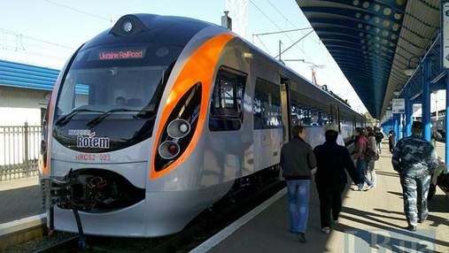 В ЕБРР поезда Hyundai назвали инвестиционным провалом года в Украине