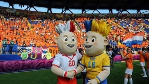 UEFA представит фильм о ЕВРО-2012