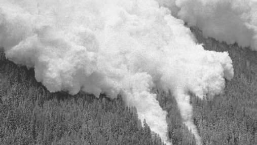 У Карпатах є небезпека сходження лавин, - попереджає Гідрометцентр