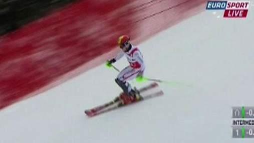 Хіршер та Мазе зміцнили лідерство на Кубку світу з гірських лиж